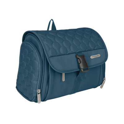 Travelon Quilted Hanging Toiletry Kit