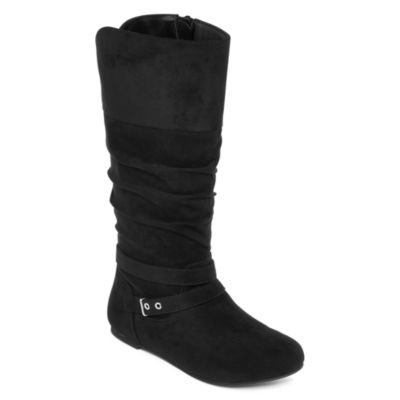 Arizona Flash Girls' Scrunch Boots - Little Kids
