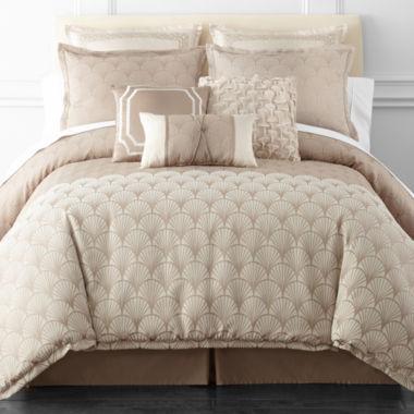 jcpenney.com | Liz Claiborne® Viceroy 4-pc. Comforter Set & Accessories