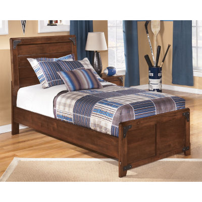 Signature Design by Ashley® DELBURNE TWIN PANEL BED