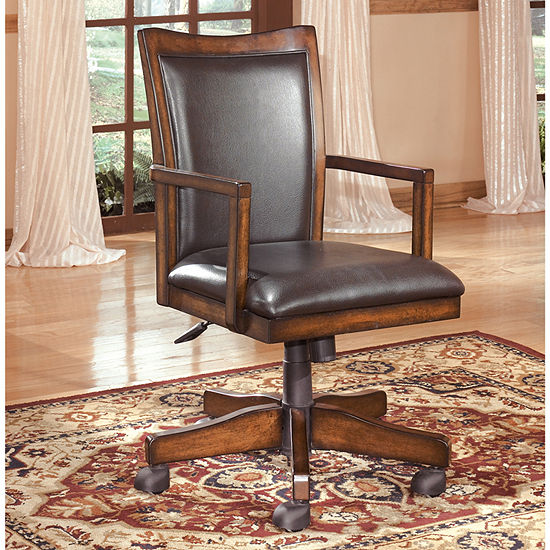Astonishing Signature Design By Ashley Hamlyn Office Chair Pdpeps Interior Chair Design Pdpepsorg