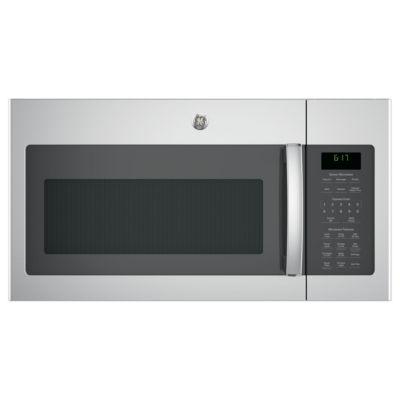 GE® Appliances 1.7 cu. ft. Over-The-Range Sensor Microwave Oven