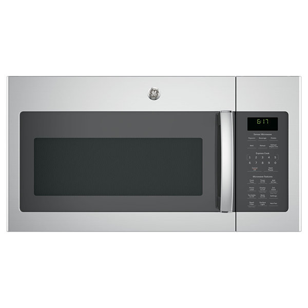 GE® Appliances 1.7 cu. ft. Over-The-Range Sensor Microwave Oven