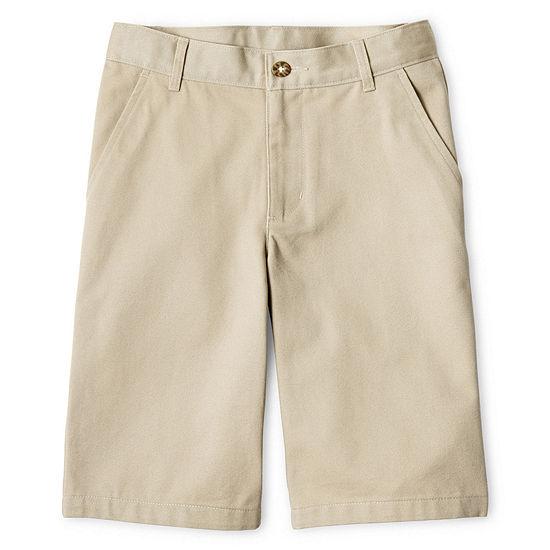 01e5a4f805a63 IZOD® Flat-Front Shorts - Boys 8-20