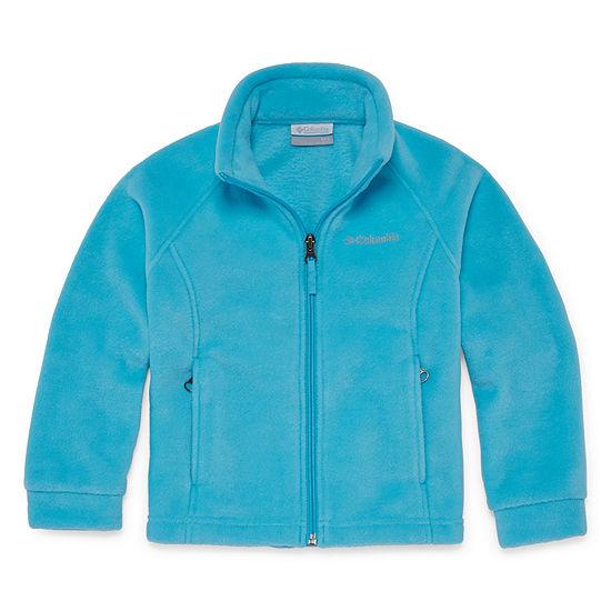 Columbia® 3 Lakes Fleece Jacket - Big Kid Girls