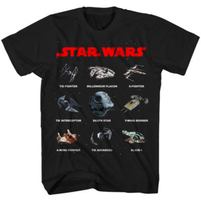 Star Wars Graphic T-Shirt-Big Kid Boys