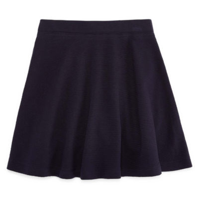 Izod Exclusive Girls Pleated Scooter Skirt
