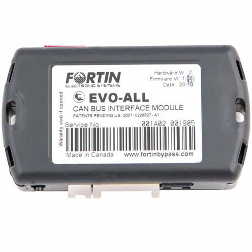 CrimeStopper Security Products EVO-ALL EVO-ALL All-in-One Data Data Bypass & Interface Module