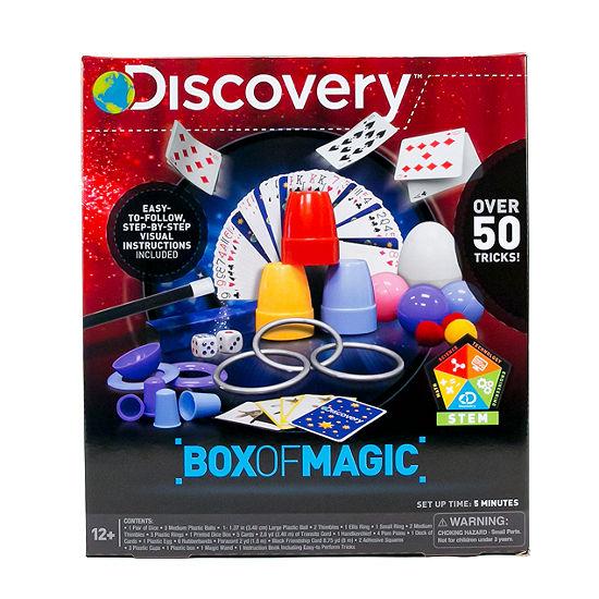 Discovery Kids Box of Magic