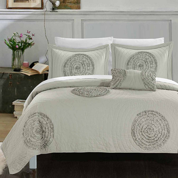 Chic Home Jupiter 4-pc. Quilt Set