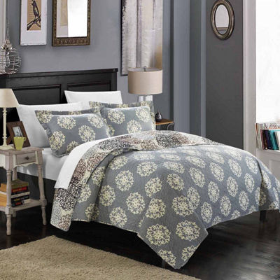 Chic Home Kelsie 7-pc. Quilt Set