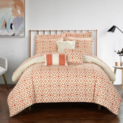 Chic Home Sabrina 10-pc. Midweight Comforter Set