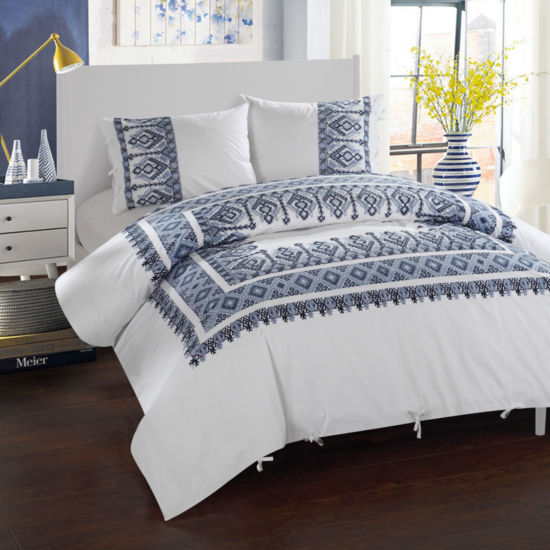 Chic Home Sarita Garden 3-pc. Duvet Cover Set