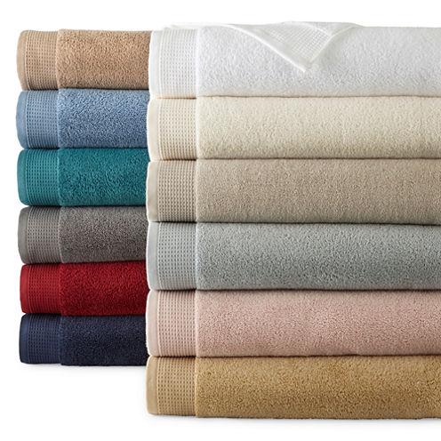 Liz Claiborne Superb Microcotton Bath Towels