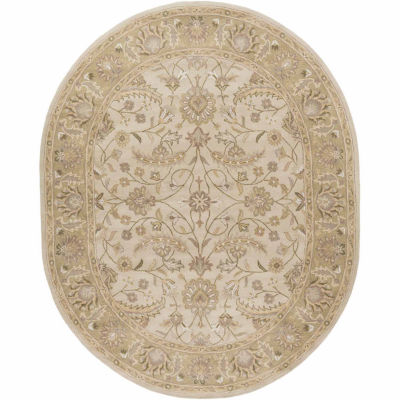 Decor 140 Charles Hand Tufted Oval Rugs