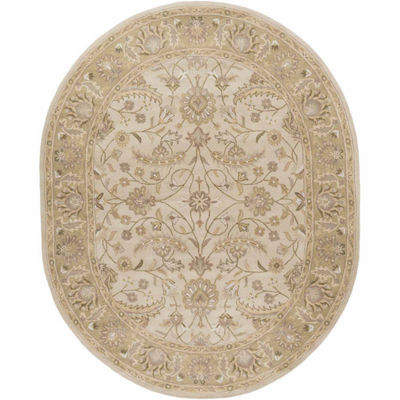 Decor 140 Charles Hand Tufted Oval Indoor Area Rug