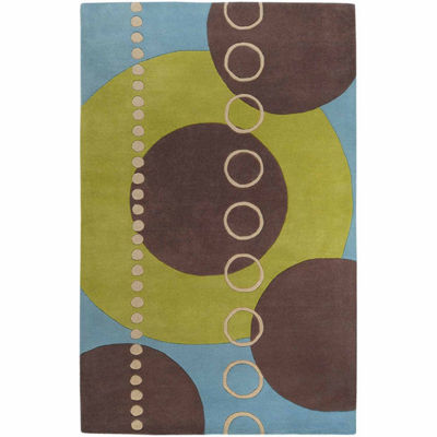 Decor 140 Gardena Hand Tufted Rectangular Indoor Rugs