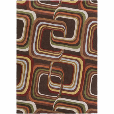 Decor 140 Gallivare Hand Tufted Rectangular Indoor Accent Rug