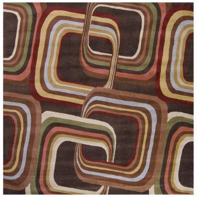 Decor 140 Gallivare Hand Tufted Square Rugs