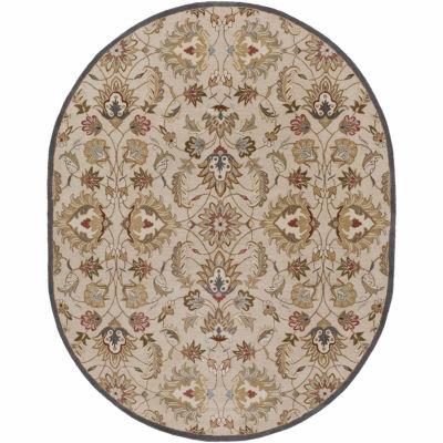 Decor 140 Galba Hand Tufted Oval Indoor Rugs