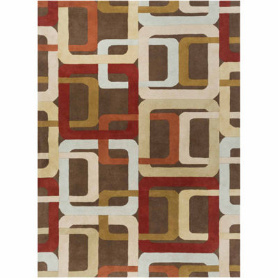Decor 140 Garsnas Hand Tufted Rectangular Indoor Accent Rug