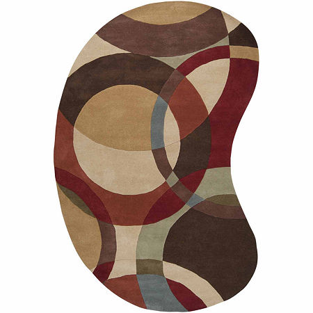 Decor 140 Gavar Hand Tufted Indoor Rugs, One Size , Brown