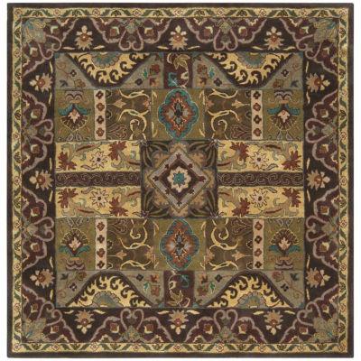 Decor 140 Demetrius Hand Tufted Square Rugs