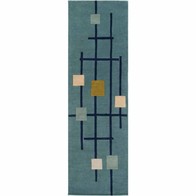 Decor 140 Faizod Hand Tufted Rectangular Runner