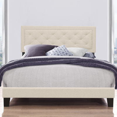 Bedroom Possibilities Evelyn Upholstered Bed
