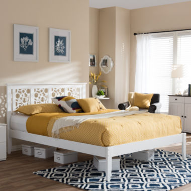 Baxton Studio Celine Bed