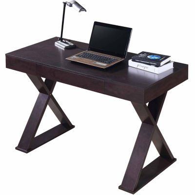 Superbe RTA Products LLC Techni Mobili Trendy Writing Desk With Drawer   JCPenney