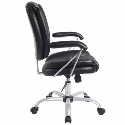 Techni Mobili Plush Task Office Chair
