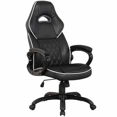 Techni Mobili High Back Executive Sport Racer Office Chair