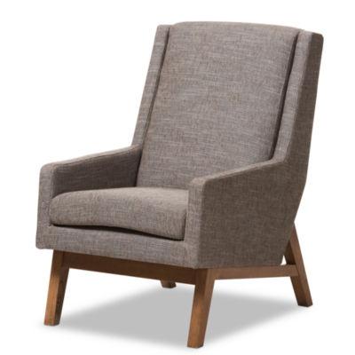 Baxton Studio Aberdeen Club Chair