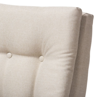 Baxton Studio Roxy Tufted Club Chair