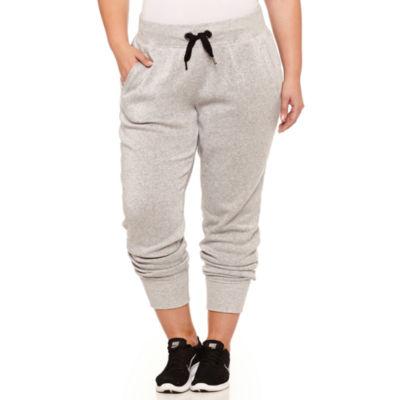 Xersion Knit Workout Capris Plus