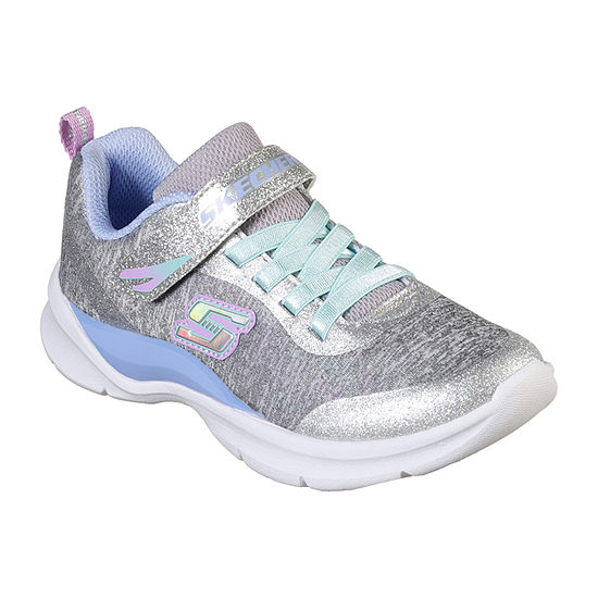 Skechers Tech Groove Sparkle Glitz Little Kids Girls Sneakers
