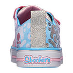 Skechers Twinkle Toes Twinkle Lite Little Kid/Big Kid Girls Sneakers
