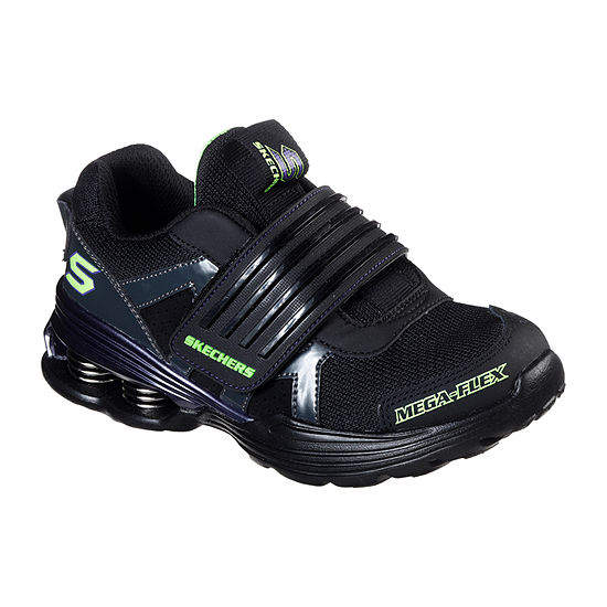 Skechers Mega Volt Little Kids Boys Sneakers