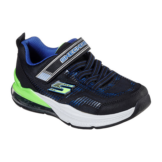 Skechers Skech-Air Blast Little Kids Boys Hook and Loop Sneakers