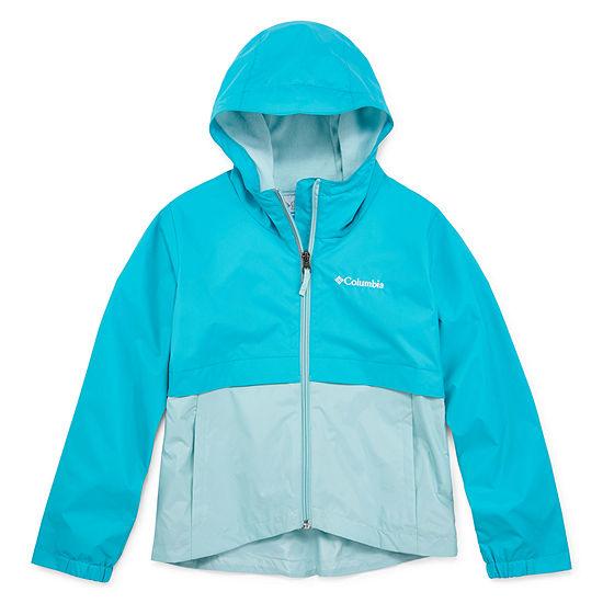 Columbia Little Kid / Big Kid Girls Lightweight Raincoat