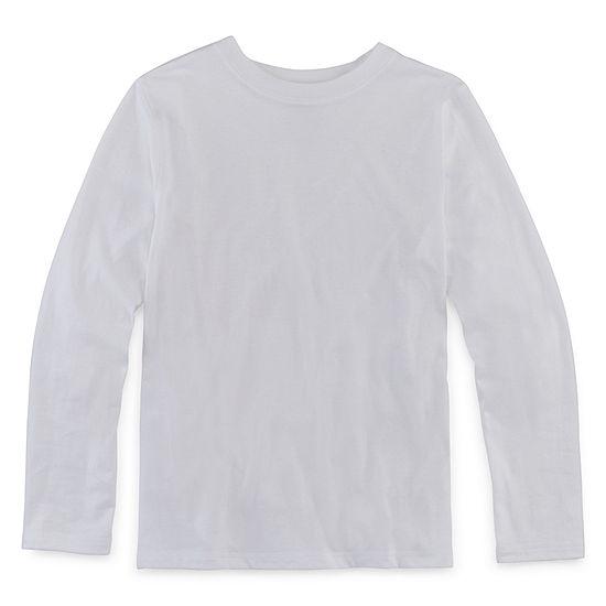 Arizona Little Kid / Big Kid Boys Long Sleeve T-Shirt