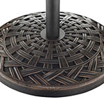 Walker Edison Patio Umbrella Base