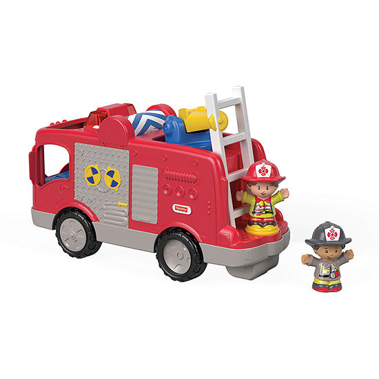 Fisher-Price Little People Large Vehicle Assortment