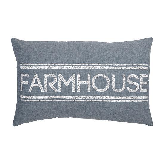 Ashton And Willow Miller Farm 14x22 Lumbar Pillow