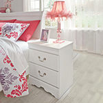 Signature Design by Ashley Anarasia 2-Drawer Nightstand