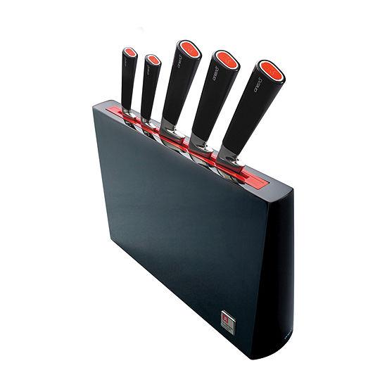 One70 5-pc. Knife Block Set
