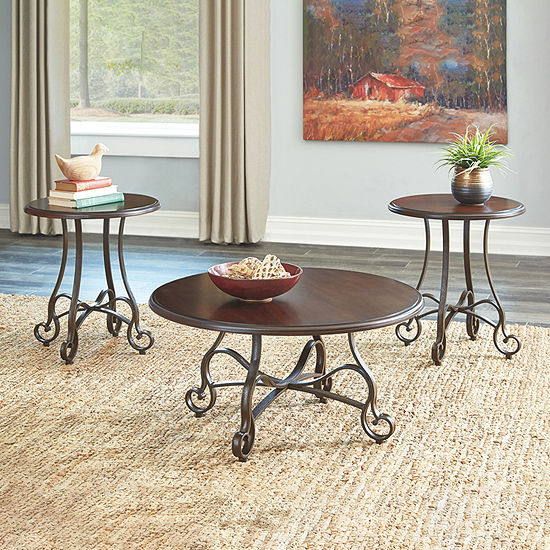 Signature Design by Ashley® Carshaw Coffee Table Set