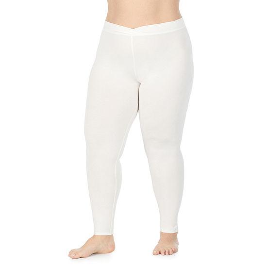 Cuddl Duds Softwear With Stretch Womens-Plus Pajama Pants