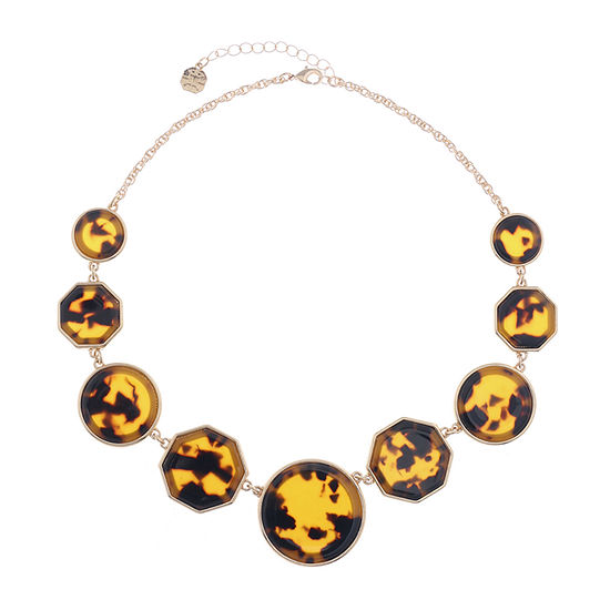 Monet Jewelry 17 Inch Rope Collar Necklace